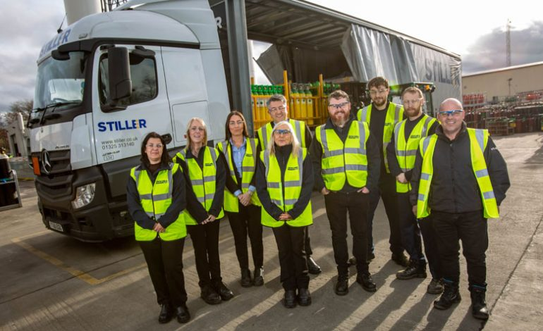 Logistics firm Stiller cooking on gas with Hazchem freight deal