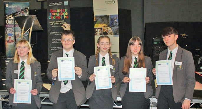 Students take part in International Space Challenge