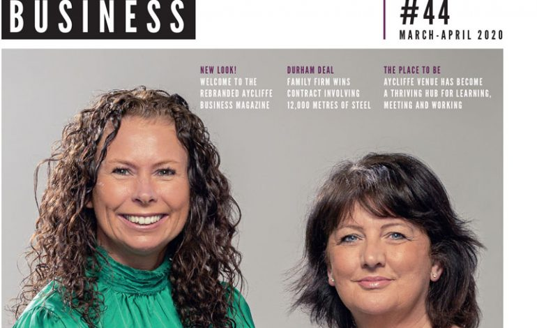 Aycliffe Business: March-April 2020