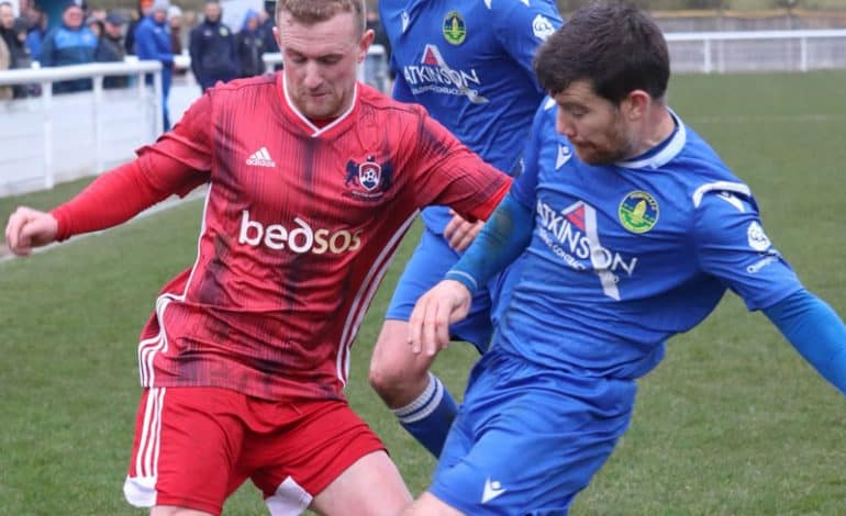 Aycliffe bounce back with Penrith thumping