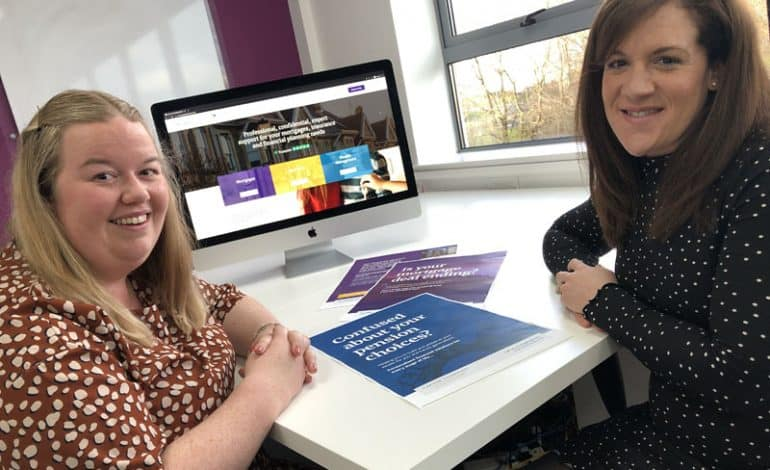 Regional mortgage advisors see real growth with new website