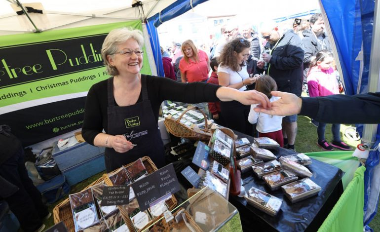 Virtual food festival supports region's traders