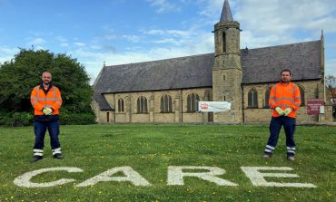 Council shows gratitude for carers with new roadside displays