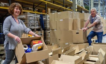Council staff redeployed to deliver food parcels