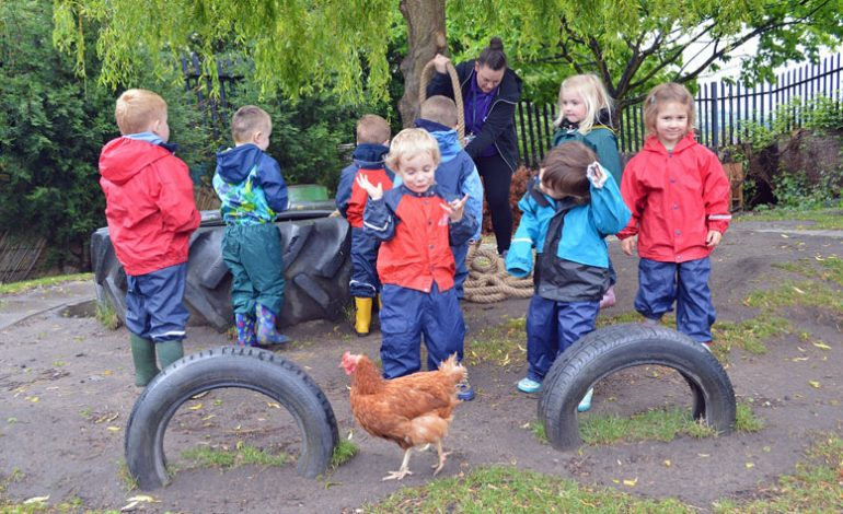 Early years funding to help key workers keep working