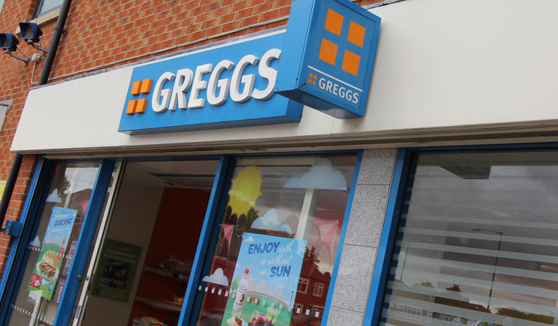 Greggs on a roll as sales top pre-pandemic levels and profits soar