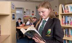 Aycliffe students 'reading in lockdown'