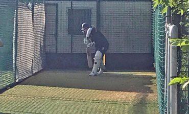 Newton Aycliffe Cricket Club return to training