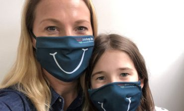 Free face coverings for passengers on Bishop Line