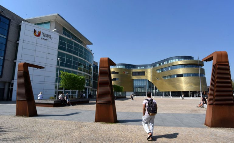 Teesside University sets out plans to welcome students in September
