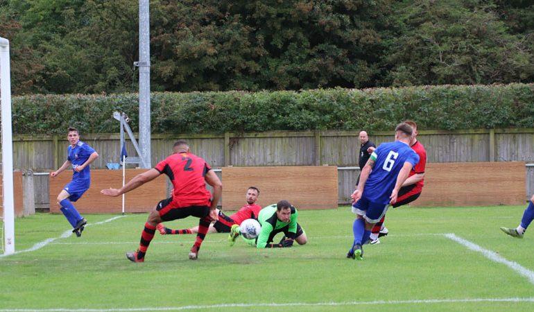 Aycliffe in six-goal pre-season draw