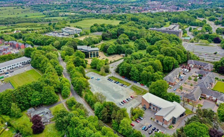 New business park moves another step forward with government support