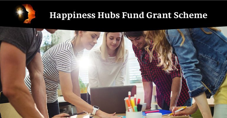 Happiness Hubs Fund launches £100k grant fund to support local communities
