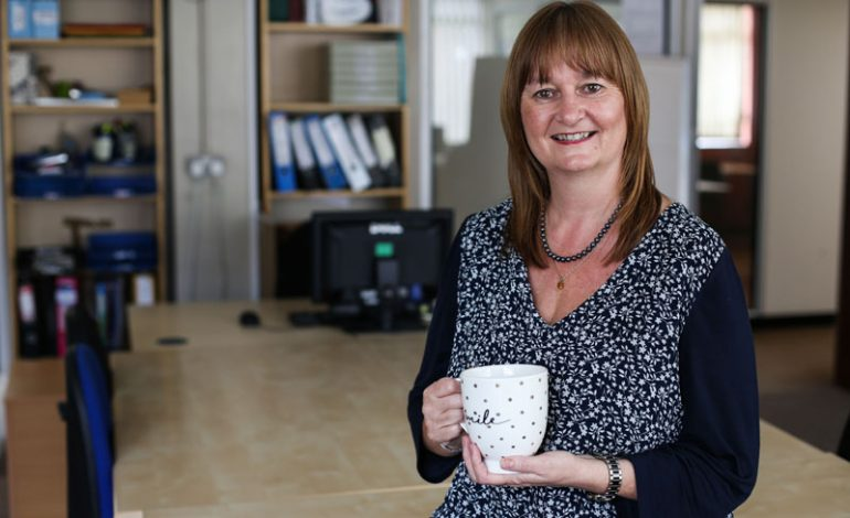 Coffee Break – with Isobel Currie