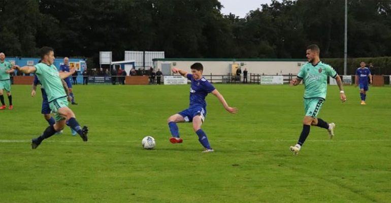 Aycliffe edged out in narrow Spennymoor friendly