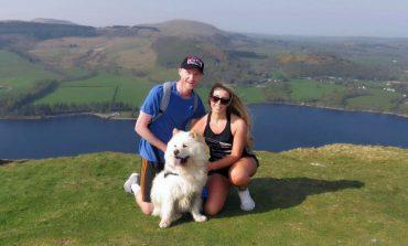 Couple swap honeymoon for 100k charity run and raise £1,000+