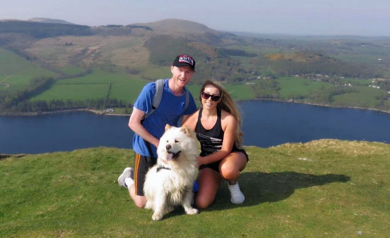 Couple swap honeymoon for 100k charity run and raise £1,000+
