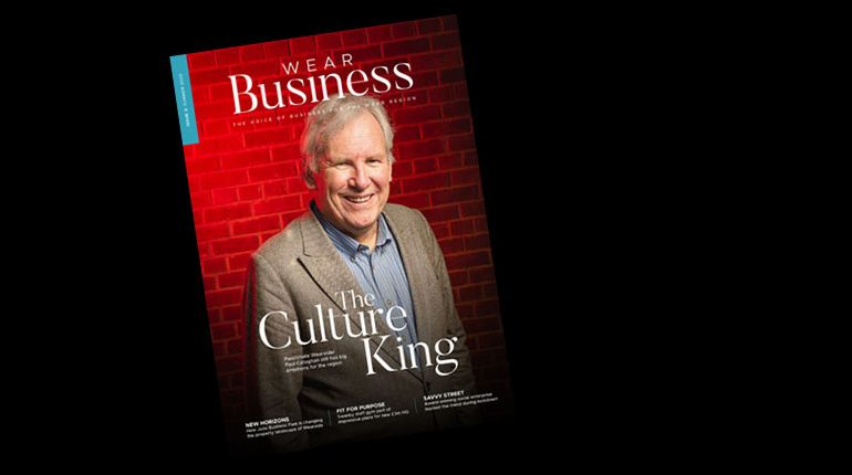 Publishers launch bounceback business mag for Wear region