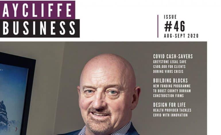 Aycliffe Business: August-September 2020