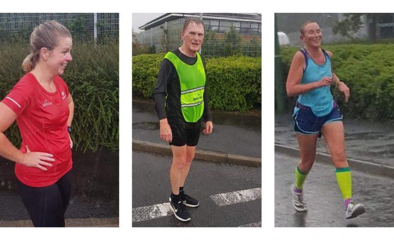 Aycliffe Running Club update