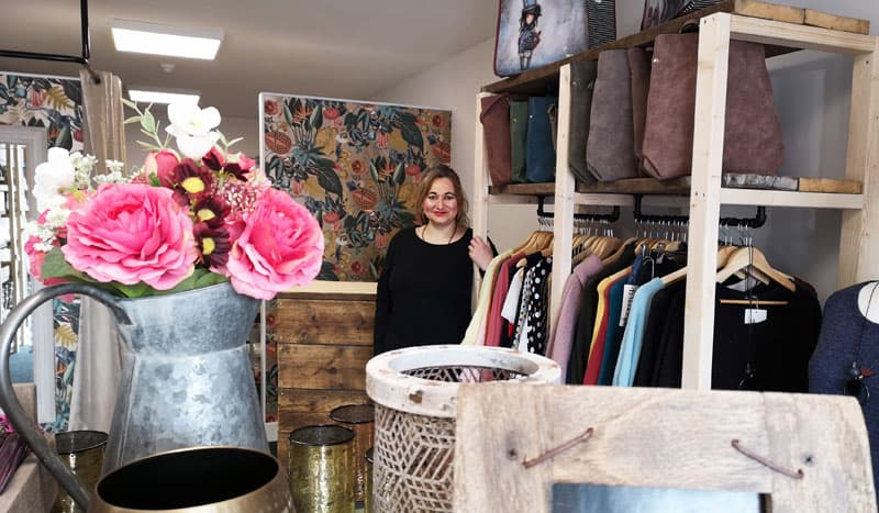 Brand new one-size clothing and homeware boutique opens in Newton Aycliffe