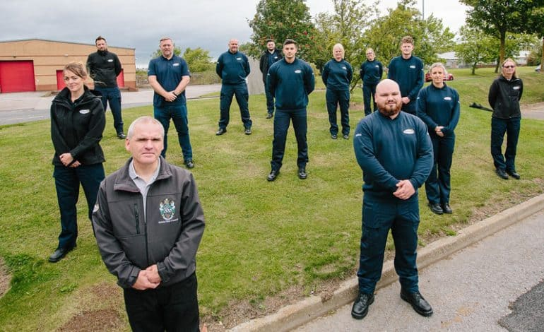 Investing £500,000 in 11 new neighbourhood wardens