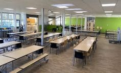 Woodham welcomes students back to new-look school