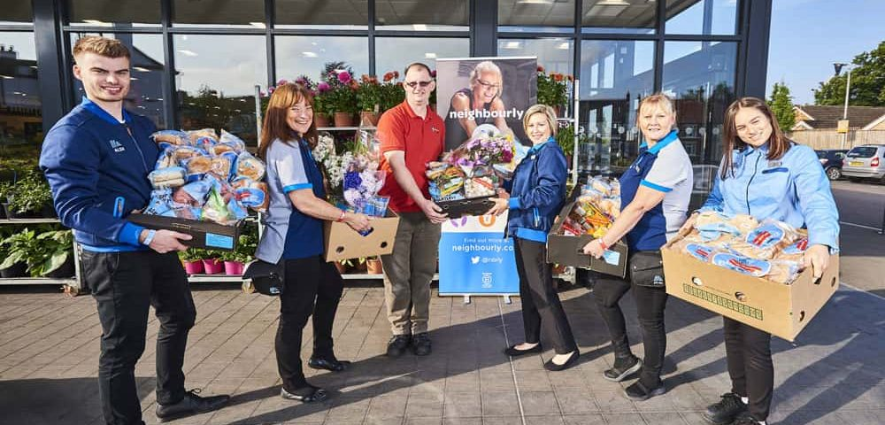 Aldi donating food to charities in Newton Aycliffe over Christmas – here's how to apply