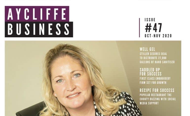 Aycliffe Business: October-November 2020