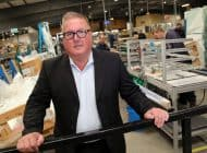 'We need more positivity' – Roman boss introduces latest Aycliffe Business