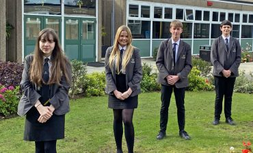 Woodham Academy appoint 2020 head boy and girl