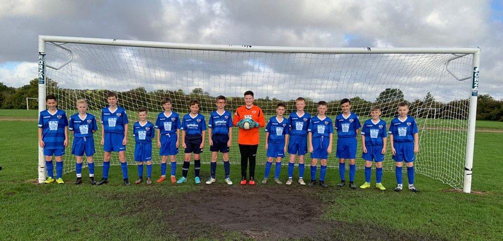 Newton Aycliffe FC Juniors round-up
