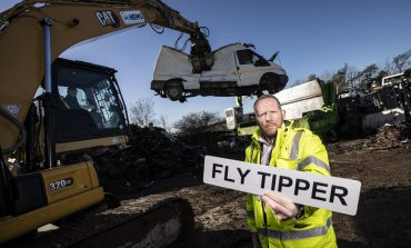 Flytippers risk being stripped of vehicles this Christmas