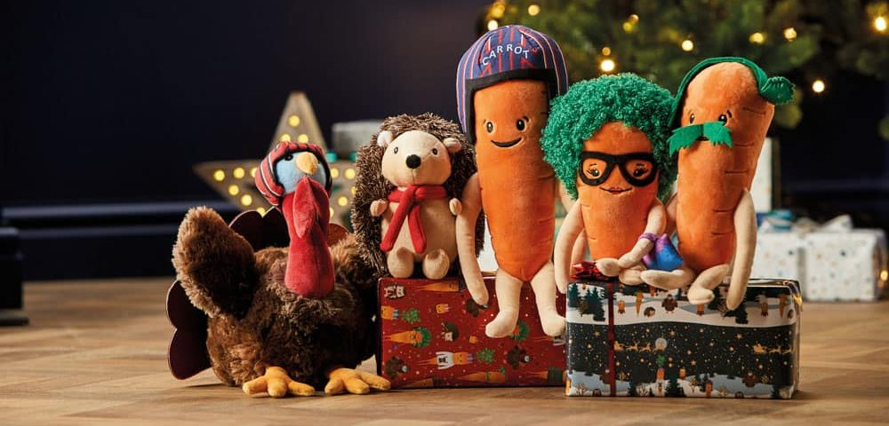 Aldi introduces Glastonbury-style digital queueing software to manage Kevin the Carrot demand