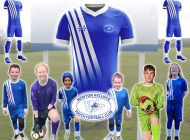 Youthy club launches new-look kit