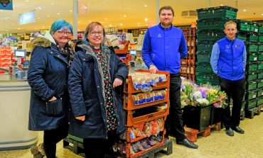 Aldi stores to extend festive food donations to help those in need