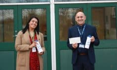 Gestamp's donation to local school