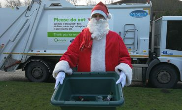 Festive refuse, recycling and tree collections