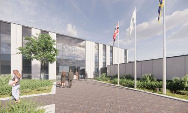 Planning application for new custody and investigation suite submitted by Durham Constabulary