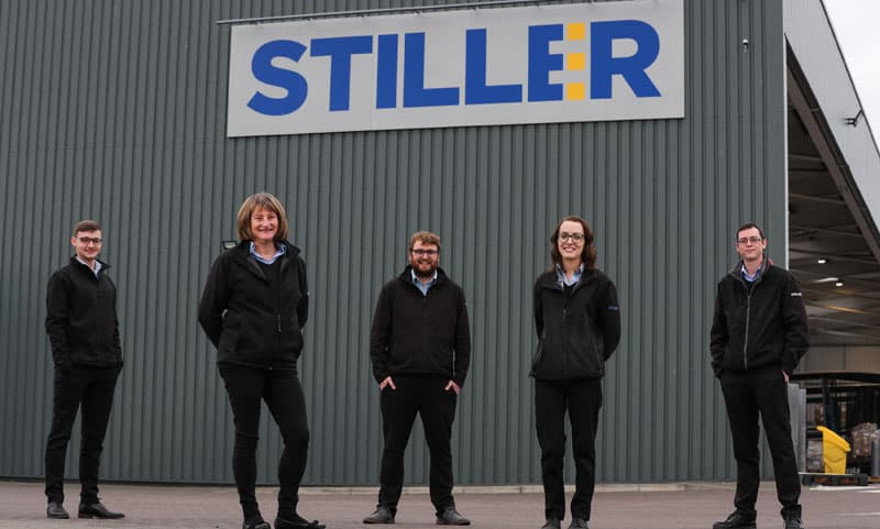 Stiller invests in people with long-term staff training programme