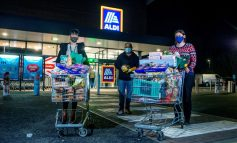 Aldi donates 10,600 meals to Durham's charities over festive period