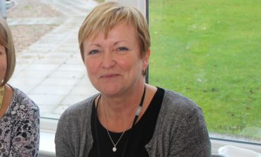 Becky's 20-year long service celebrated by PCP