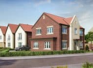 Aycliffe housebuilder Carlton building in picturesque places