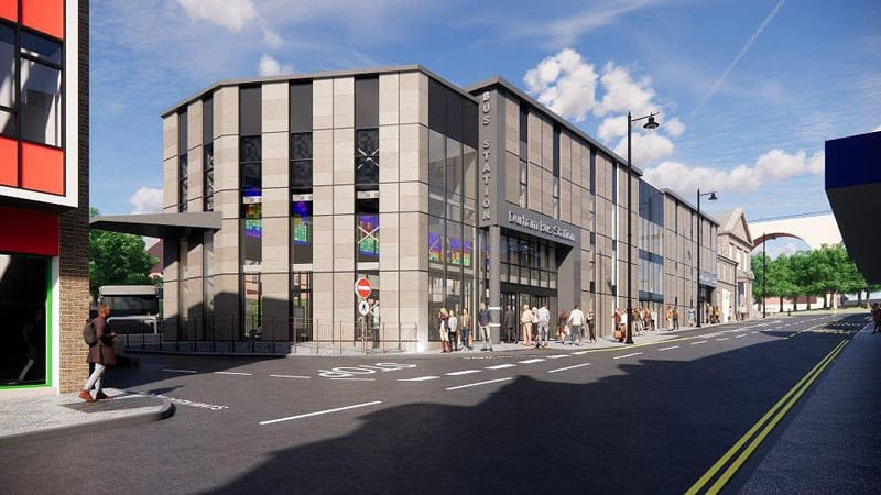 Date set for work to begin on new £10m Durham City bus station