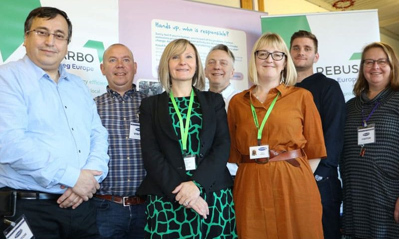 Council shares knowledge on improving energy efficiency