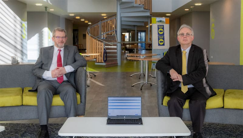 Aycliffe tech firm appoints two business development managers