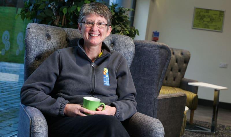 Coffee Break – with Julie Turnbull