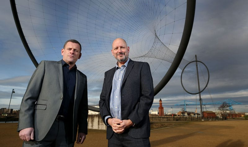 Major Aycliffe employers back Teesside bid for 'Treasury North' campus