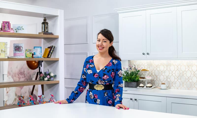 Crafter's Companion welcomes new presenter
