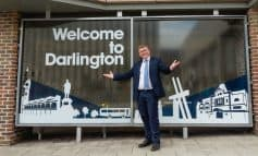Darlington confirmed as location for Treasury North